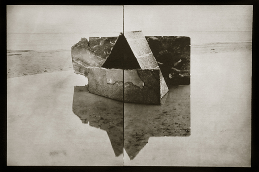 Cabana #25, 2000 12 x 16 inches edition of 20 toned silver print