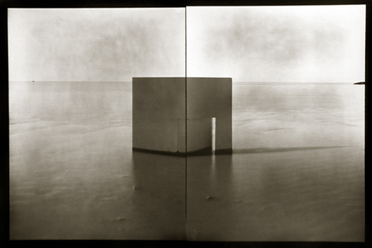 Cabana #5, 2000 12 x 16 inches edition of 20 toned silver print