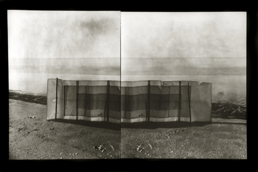 Cabana #1, 2000 12 x 16 inches edition of 20 toned silver print