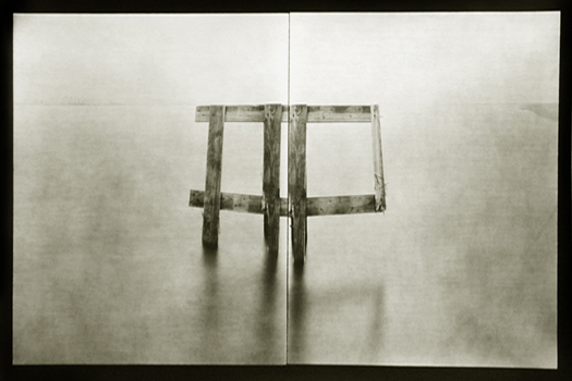 Cabana #29, 2000 12 x 16 inches edition of 20 toned silver print