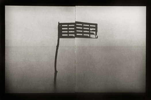 Cabana #31, 2000 12 x 16 inches edition of 20 toned silver print