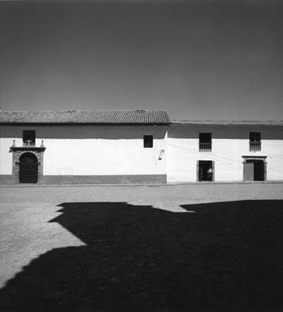 Cuzco, Peru, 1974 14 x 11 inches silver print