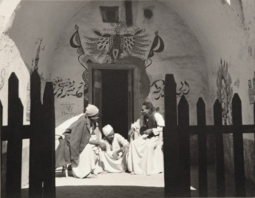 Kasbah - Ouarzazate, Morocco, 1962 11 x 14 inches vintage silver print