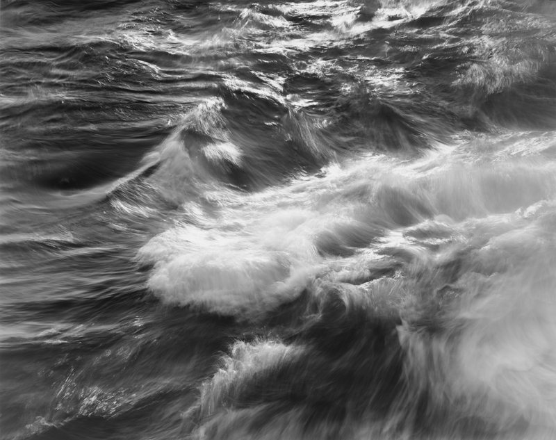 Surf #1082, 2003  20 x 24 inches (edition of 25) 26 x 32 inches (edition of 10) 44 x 56 inches (edition of 5) silver print