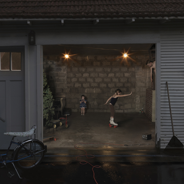 Garage, 2012 24 x 24 inches (edition of 15) 36 x 36 inches (edition of 10) 44 x 44 inches (edition of 5) archival pigment print