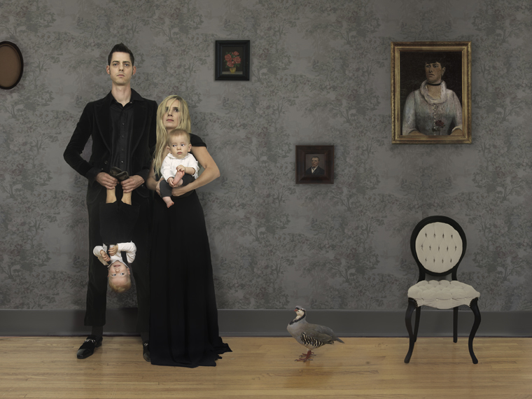 American Gothic, 2008 24 x 31 inches (edition of 25) 36 x 46 inches (edition of 10) archival pigment print