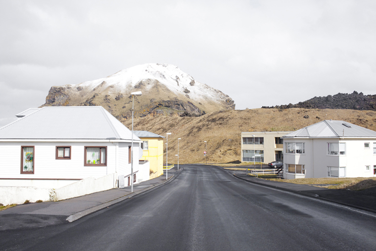 Mountain Road, Heimaey, 2012 from the series:  Ísland  24 x 35.5 inches (edition of 8) 29.5 x 43.5 inches (edition of 8) archival pigment print