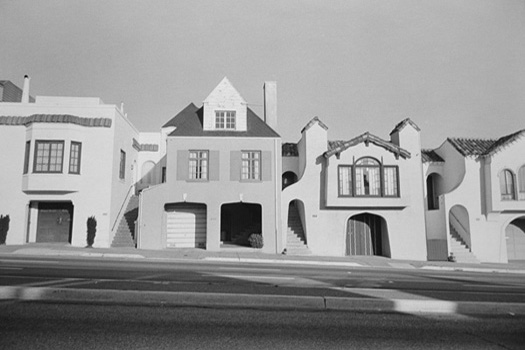 San Francisco, 1985 11 x 14 inches silver print