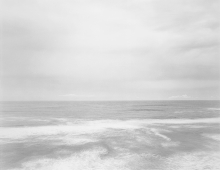 Summer, Tasman Sea, New Zealand, 2004 20 x 24 inches (edition of 25) 26 x 32 inches (edition of 10) 44 x 56 inches (edition of 5) silver print