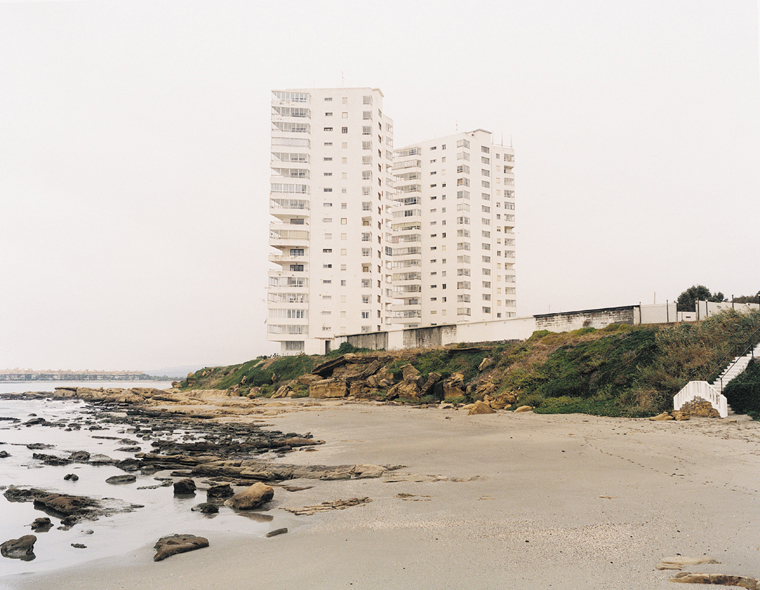 South of Estepona, Spain, 1999 15 x 19 inches 22 x 27.5 inches edition of 9 chromogenic dye coupler print