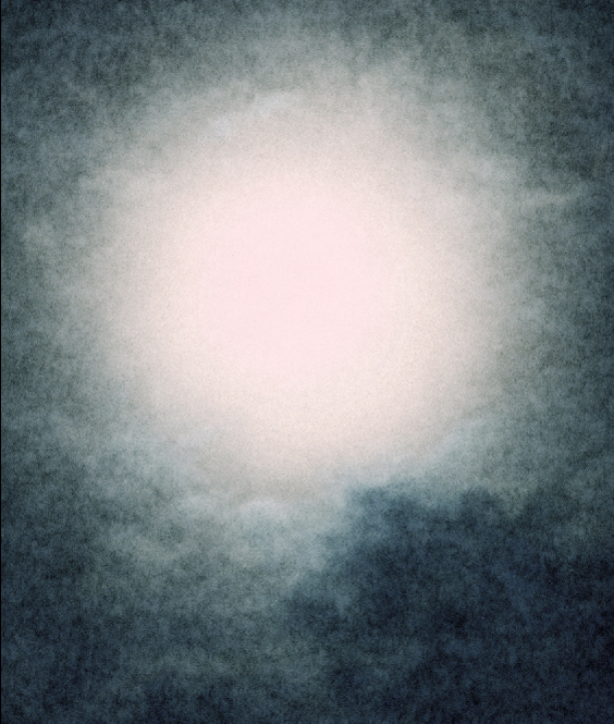 Into the Sun 29, 2009 26 x 22 inches 50 x 42 inches varnished pigment inkjet print