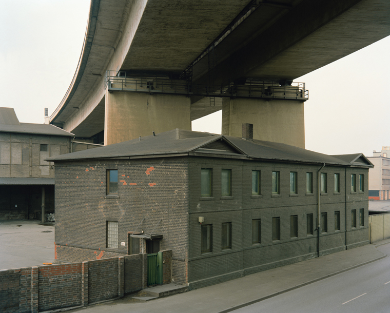 Duisburg #111, 2009  48 x 58 inches chromogenic dye coupler print