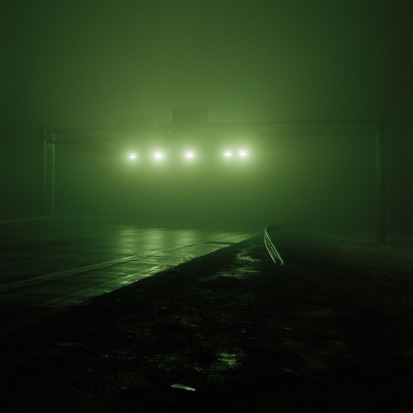 Exit 24 off of I-90, Erie, Pennsylvania, 2005 20 x 24 inches (edition of 20) 38 x 38 inches (edition of 10) archival pigment print