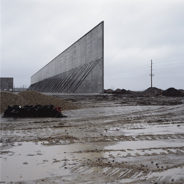 Superstore Under Construction on Former Farmland, 2004 20 x 24 inches (edition of 20) 38 x 38 inches (edition of 10) archival pigment print