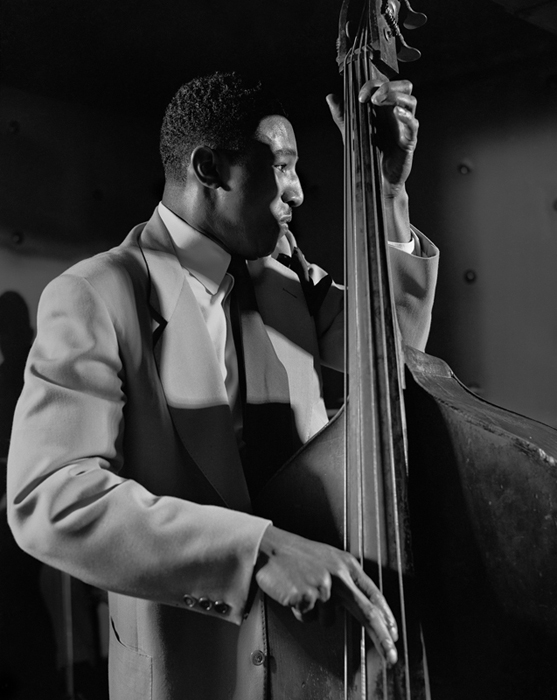 Ray Brown, NYC, 1948 silver print 20 x 16 inches from a limited edition of 30