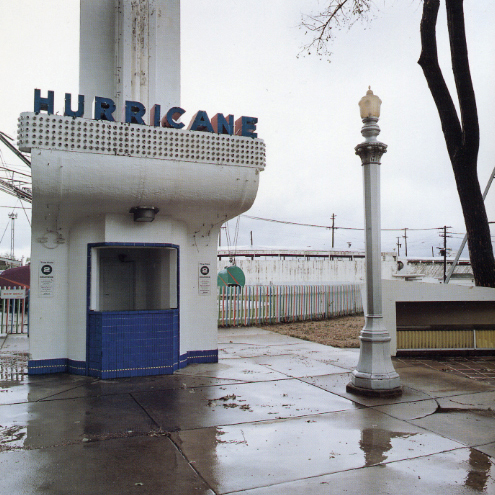 Hurricane, Denver, Colorado, 1990 24 x 20 inches edition of 20 chromogenic dye coupler print
