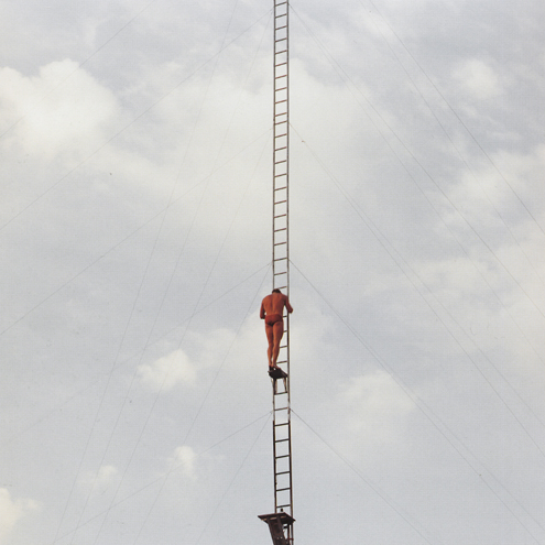High Dive, Ventura, California, 1988 38 x 38 inches edition of 10 chromogenic dye coupler print