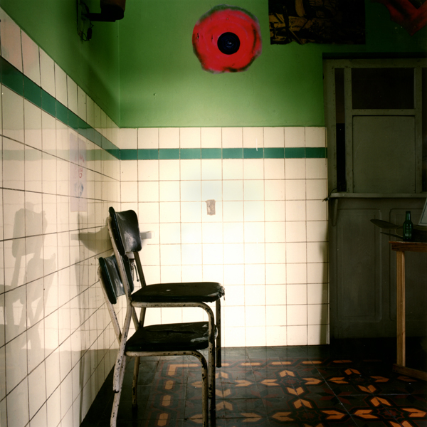 Bar Normandie, Curaçao, 2000 43 x 36 inches 57 x 48 inches edition of 5 chromogenic dye coupler print
