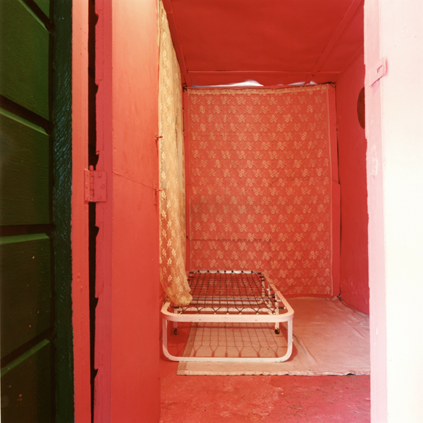 Curaçao, Guestroom, 2000 43 x 36 inches 57 x 48 inches edition of 5 chromogenic dye coupler print