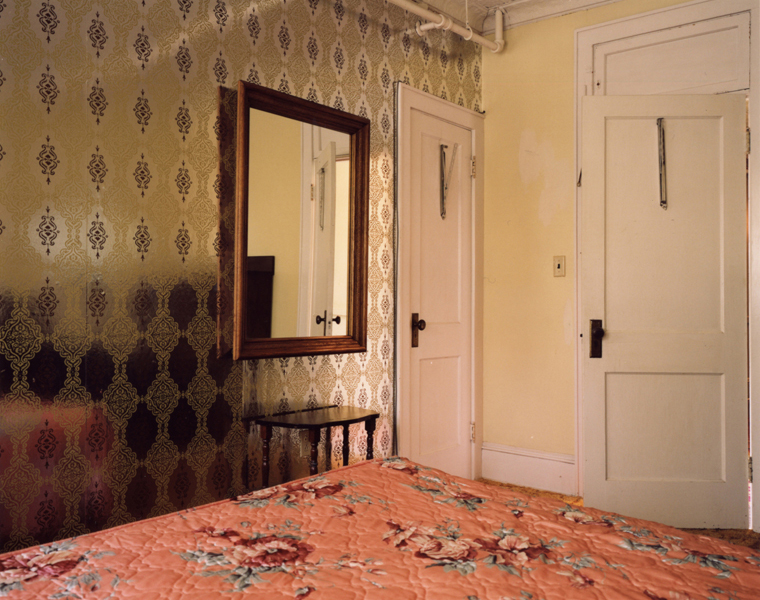 Hotel Adler, Sharon Springs, 2004 36 x 43 inches 48 x 57 inches edition of 10 chromogenic dye coupler print
