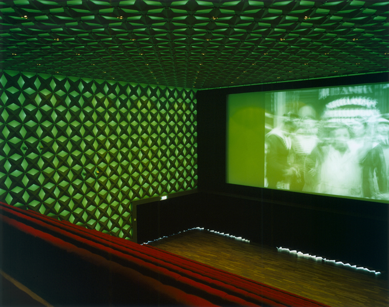 Media Building, Hilversum, The Netherlands, 2007 36 x 43 inches 48 x 57 inches edition of 10 chromogenic dye coupler print