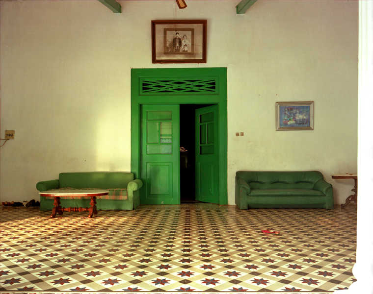 Kraton Kanoman, Cirebon, Indonesia, 2005 36 x 43 inches 48 x 57 inches edition of 10 chromogenic dye coupler print