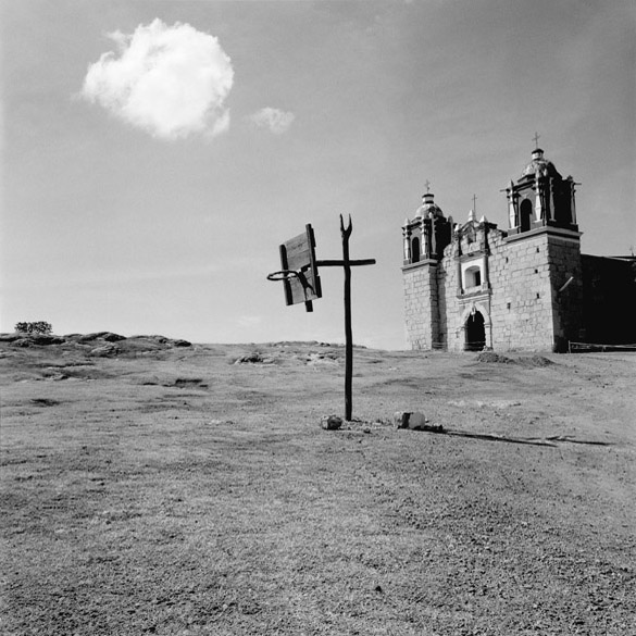 Villa de Etla, Oaxaca, Mexico, 2005 20 x 16 inches edition of 25 silver print