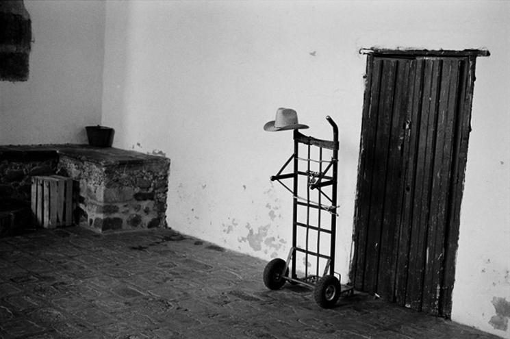 Cuernavaca, Morelos, Mexico, 2008 16 x 20 inches edition of 25 silver print