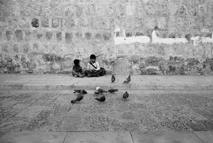 Oaxaca, Oaxaca, Mexico, 2004 16 x 20 inches edition of 25 silver print