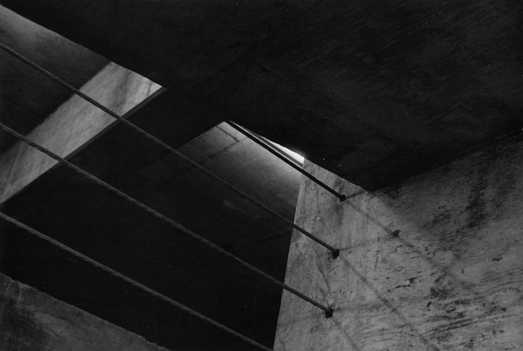 AR77157-30, 1977 from the series  Arena  7.25 x 11 inches silver print