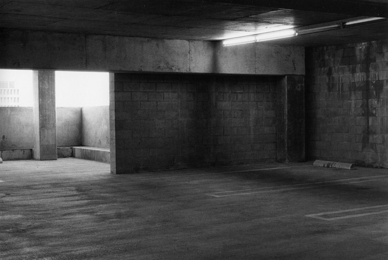 AR79026-33, 1979 from the series  Arena  16 x 20 inches silver print