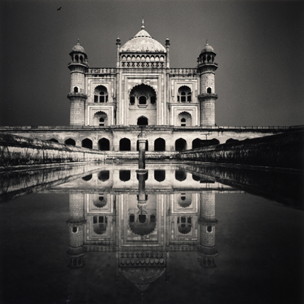 Safdar Jang, Study 1, Delhi, India, 2005 7.5 x 7.75 inches edition of 45 toned silver print