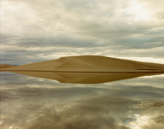 Battleground Point #21, 1999/2008 48 x 60 inches archival pigment print