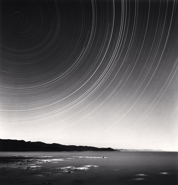 Eleven Hours, Te Kaha, Eastlands, New Zealand, 2014 7.75 x 7.5 inches  edition of 45 toned silver print