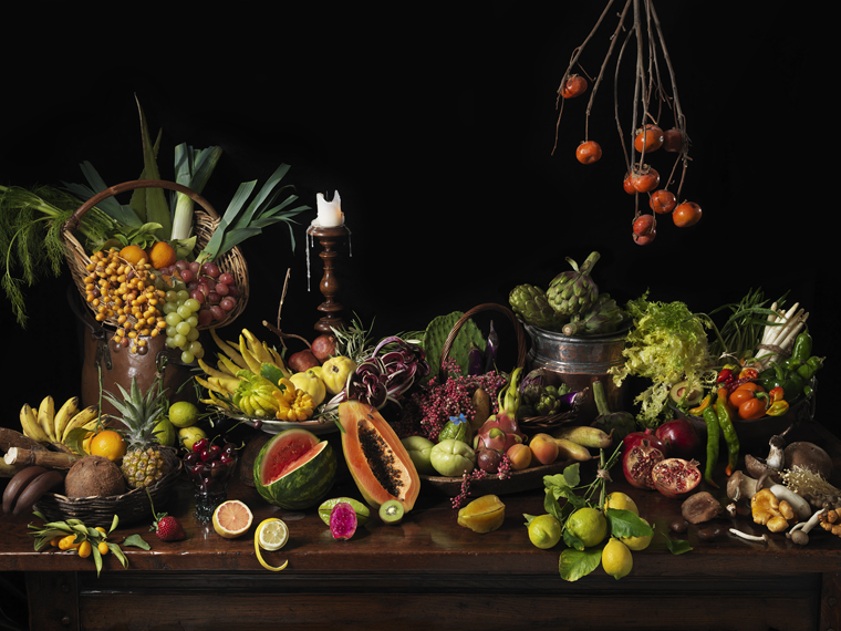 Cornucopia, 2014  15 x 20 inches (edition of 15) 22.5 x 30 inches (edition of 7) 36 x 48 inches (edition of 5) archival pigment print