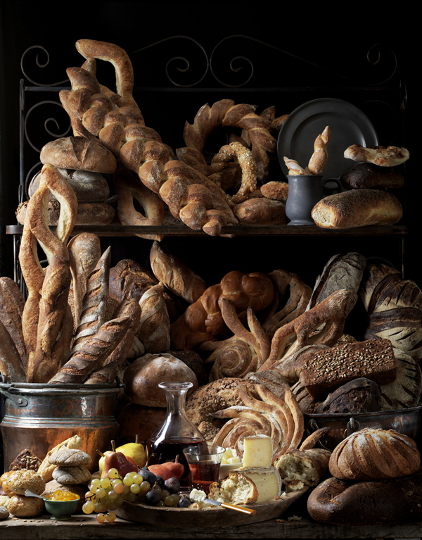 Bread and Wine, 2014 19 x 15 inches (edition of 15) 28.75 x 22.5 inches (edition of 7) 46 x 36 inches (edition of 5) archival pigment print