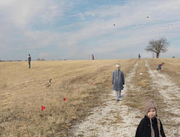 Lot for Sale, 2015 24 x 31 inches (edition of 15) 36 x 46 inches (edition of 10) 44 x 57 inches (edition of 15) archival pigment print