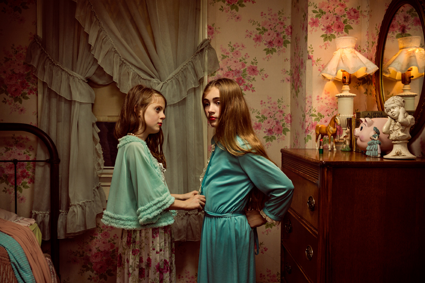 Afterlight: Belmont House, 2015 20 x 30 inches edition of 12 Archival pigment print