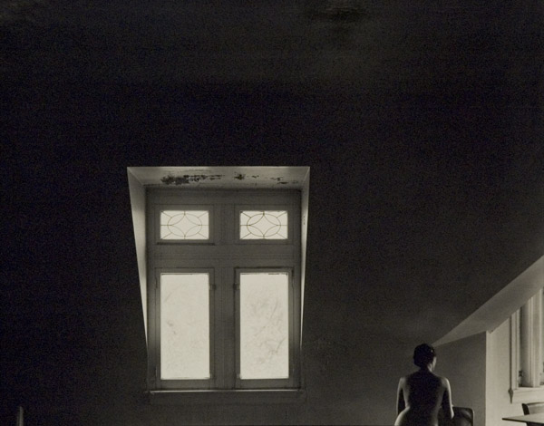Harry Callahan Eleanor, 1948 8 x 10 inches silver print