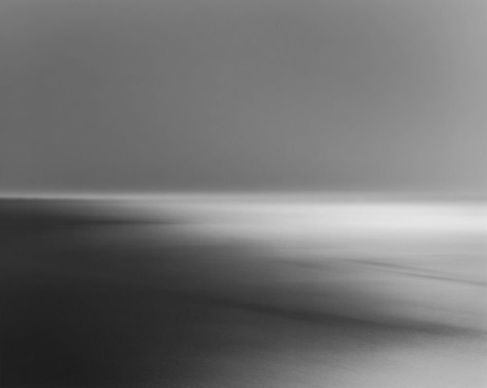 Moonlight, Hurricane Point, Pacific Ocean, 2012 20 x 24 inches (edition of 25) 26 x 32 inches (edition of 10) 44.25 x 56 inches (edition of 5) silver print