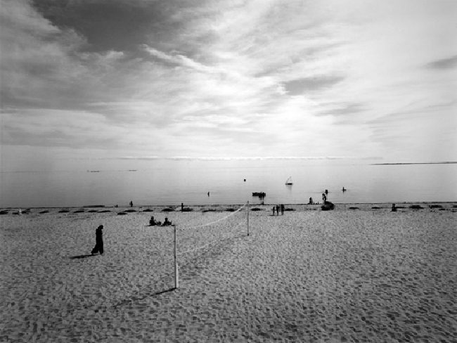 Harry Callahan Cape Cod, 1972 11 x 14 inches vintage silver print