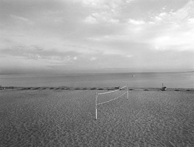 Harry Callahan Cape Cod, 1972 10.625 x 13 inches vintage silver print