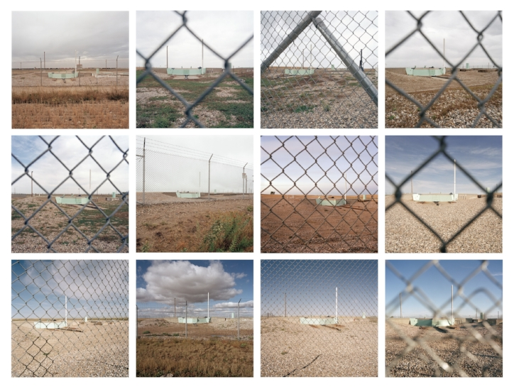Various Minuteman Missile Silos Portfolio, 2009-2016 12 x 12 inches each (edition of 9) archival pigment print