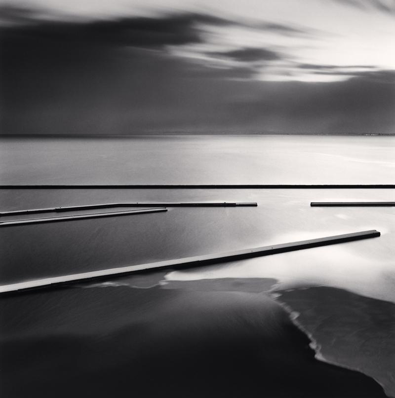 Sadakichi's Docks, Otaru, Hokkaido, Japan, 2012 7.875 x 7.75 inches (edition of 45) toned silver print
