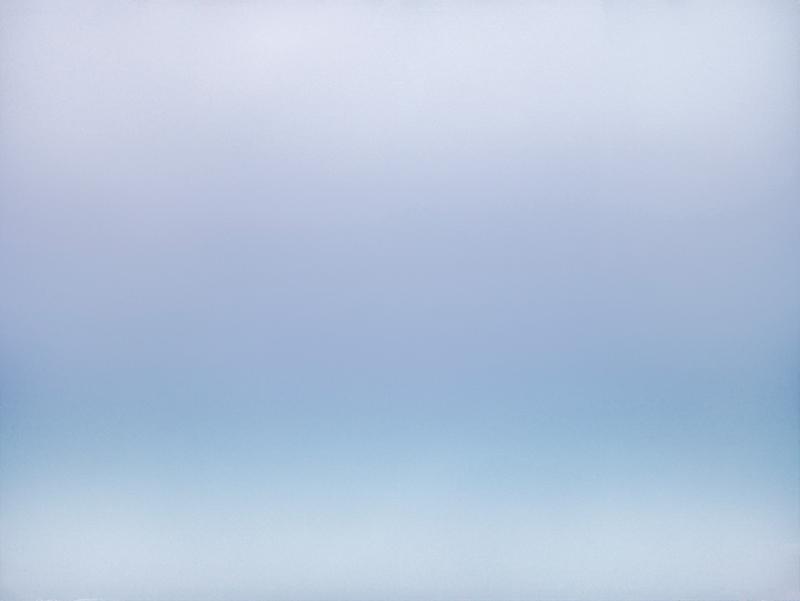 Icesheet #5314, 2013  Digital pigment print  120cm x 150cm  Edition of 7