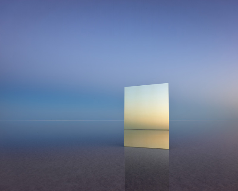 Mirror 19, 2017  Digital pigment print   120 cm x 155 cm (47.25 x 61 inches)  Edition of 7