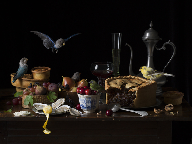 Paulette Tavormina   Banquet , 2017 Archival pigment print  15 x 20 inches, edition of 15 22.5 x 30 inches, edition of 7 36 x 48 inches, edition of 5