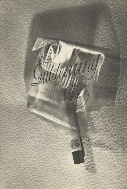Güldenring , 1930 Silver print 9.25 x 6.5 inches