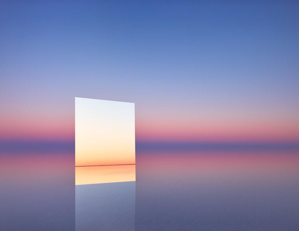 Mirror 16, 2017  Digital pigment print  120 cm x 155 cm  Edition of 7