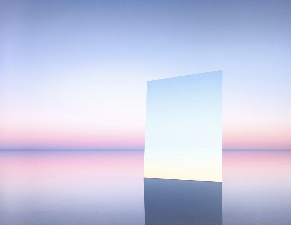 Mirror 12, 2017  Digital pigment print  120 cm x 155 cm  Edition of 7